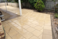 Pavescape-Landscapes Paved outdoor area