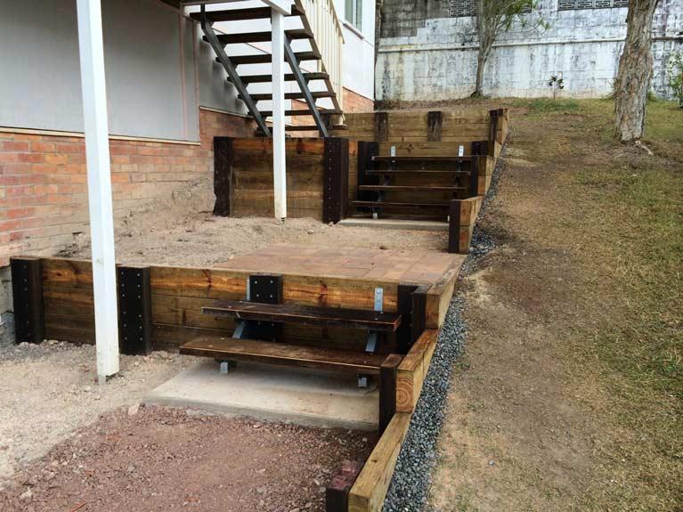 pavescape-landscapes-wooden-steps